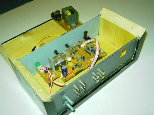 The audio circuity